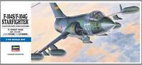 Hasegawa 1/72 Italian Air Force F-104S F-104G Starfighter Model D17 Japan