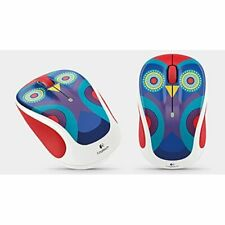Logitech Wireless Mouse Owl M325 910-004440 Very Good