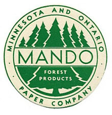 Minnesota and Ontario Paper Company - Mando Forest Products