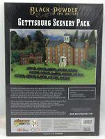 Black Powder Epic Battles 318814001 Gettysburg Scenery Pack (15mm) Terrain Set
