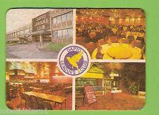 #D237.  DAPTO  RUGBY LEAGUE CLUB  DRINK  COASTER - FACILITIES