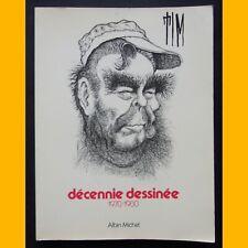 TIM Décennie dessinée 1970-1980 Tim 1980