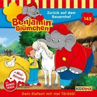 Benjamin Blümchen - Folge 145: Zurück auf dem Bauernhof CD NEU OVP VÖ 19.06.2020