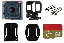 Used GoPro HERO session 1440P 1080P Waterproof Action Camera Camcorder 16G card