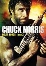 Delta Force 1 and 2 Region 1 DVD