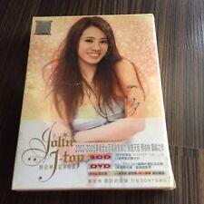 蔡依林 Jolin Tsai  J Top Best Selection  冠軍精選 2CD+DVD 全新 大马版 马来西亚版 全新