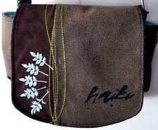Haiku by Sharon Eisenhauer Womens Leather Crossbody Messenger Bag GC!!!