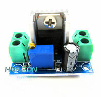 2pcs DC Linear Converter Buck Step Down LM317 Low Ripple Module Power Supply New