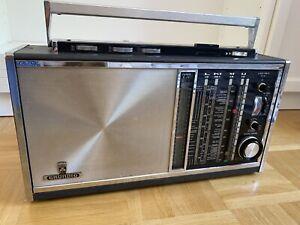 GRUNDIG SATELLIT 6000, Weltempfänger, Transistorradio, Kofferradio