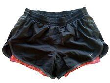 Nike Dri-Fit Sport Shorts Damen 2 in 1 Sporthose Running Tights Fitness Gr. M