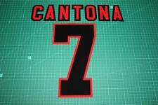 Manchester United 96/97 #7 CANTONA AwayKit Nameset Printing