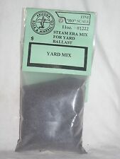 1222 YARD MIX HO AZRock Model Railroad Ballast