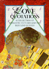 Love Quotations (Quotation Book), , Very Good Book