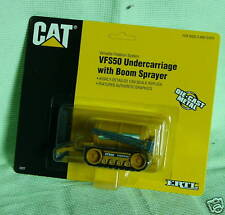 1/64 CAT/Caterpillar VFS50 Undercarriage w/Boom Sprayer