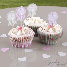 FRILLS & SPILLS CAKE PICKS/Cupcake Sticks-Afternoon Tea Party-FULL RANGE IN SHOP