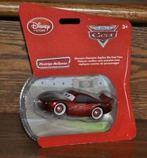 Disney Store Pixar Cars Exclusive Pinstripe McQueen Die Cast  Bubble pack NEW