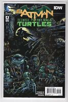 Batman / TMNT DC Comics IDW #1 Teenage Muntant Turtles (Eastman Variant)