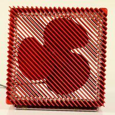 Lüfter Ariante Marco Zanusso Design alter Ventilator L´Utopie du tout plastique