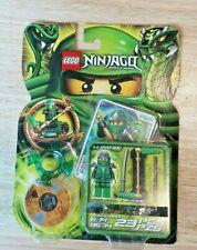New LEGO 9574 Ninjago LLOYD ZX Spinner Factory sealed