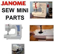 Janome Sewing Machine Parts & Attachments