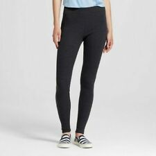 15e902d84b NEW Mossimo Full Length Charcoal Grey Legging Stretch Ribbed Pant junior