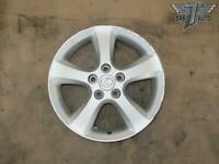 "04-08 TOYOTA SOLARA FACTORY 5-SPOKE 17"" WHEEL 17x7J RIM SILVER OEM"