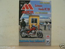 MO8834-POSTER HANS SPAAN HONDA RS125R,VFR750R HONDA RC30,TON VAN HEUGTEN,GUZZI G