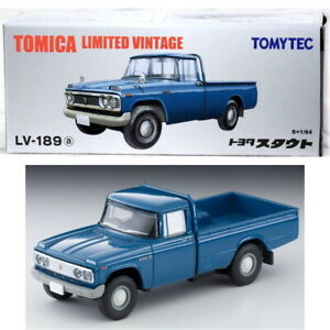 Tomytec Tomica Limited Toyota Stout (Blue) 1:64 Diecast Car