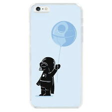 Star Wars Darth Vader Balloon Soft TPU Case Cover For iphone X 6S 7 8 Plus