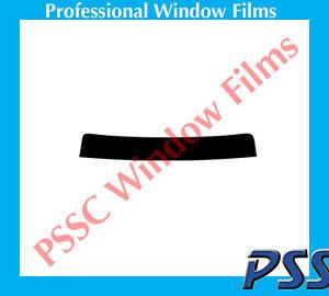 Pre Cut SunStrip Car Auto Window Films for Seat Altea Freetrack 2007-2012