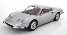 KK Scale 1973 FERRARI DINO 246 GT SILVER LE of 200 1/12 scale New Release