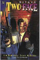Batman Two Face #1 1995 NM 1ST. Print TPB DC Comics Free Bag/Board