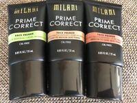 (1) Milani Prime Correct Face Primer, You Choose