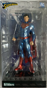 KOTOBUKIYA Artfx+ Statue SUPERMAN 1/10 Scale JUSTICE LEAGUE DC COMICS Brand New
