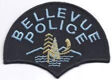 **BELLEVUE WASHINGTON POLICE DEPARTMENT POLICE PATCH**
