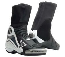 Dainese Axial D1 Boots Black White - Many Sizes - Fast & FREE Shipping!