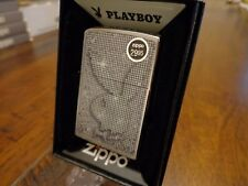 PLAYBOY BUNNY SPARKLE ZIPPO LIGHTER MINT IN BOX
