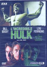 L'Incredibile Hulk (1983) DVD NUOVO SIGILLAT Bil Bixby Lou Ferrigno Marta Dubois