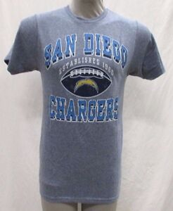 San Diego Chargers NFL Men's Established Graphic T-Shirt