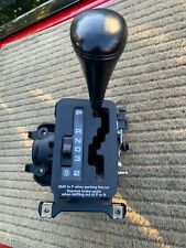 Mercedes SL R129 Gear Selector & Black Leather Knob 4 Speed