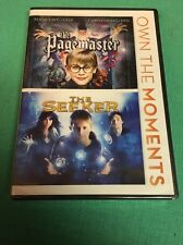 The Seeker/The Pagemaster (DVD, 2012, 2-Disc Set)