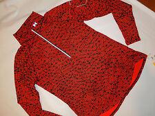 new UNDER ARMOUR UA women's running Sonic Stripe Shirt top XL Extra Large