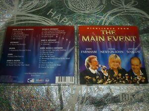 HIGHLIGHTS FROM HE MAIN EVENT (CD, 25 TRACKS, 1998) (148829 A)