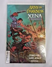 Army of Darkness Xena: Forever and a Day #1A  2016