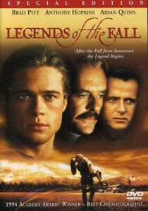 Legends of the Fall (Special Edition) DVD, Christina Pickles, Paul Desmond, Gord