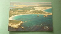 OLD AUSTRALIAN POSTCARD 1980s ROBE SOUTH AUSTRALIA, BAY & LAKES