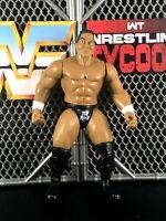 THE ROCK WWF Jakks BCA Bone Crunching WWE Wrestling Action Figure