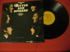 """THE BITTER END SINGERS"" 1965 GOLD LABEL PROMO MERCURY MG20986  MONO LQQQK!!"