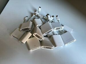 14 x Apple Mini DisplayPort to DVI Adapter