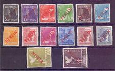 Berlin 1949 - Rotaufdr. - MiNr.21/34 postfr.** geprüft - Michel 1.400,00 € (860)
